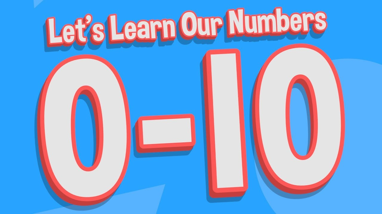 Download Let's Learn Our Numbers 0-10 | Counting Song for Kids | Jack Hartmann Writing Numbers