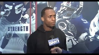 SNY Exclusive: Geno Smith talks taking over as New York Giants QB