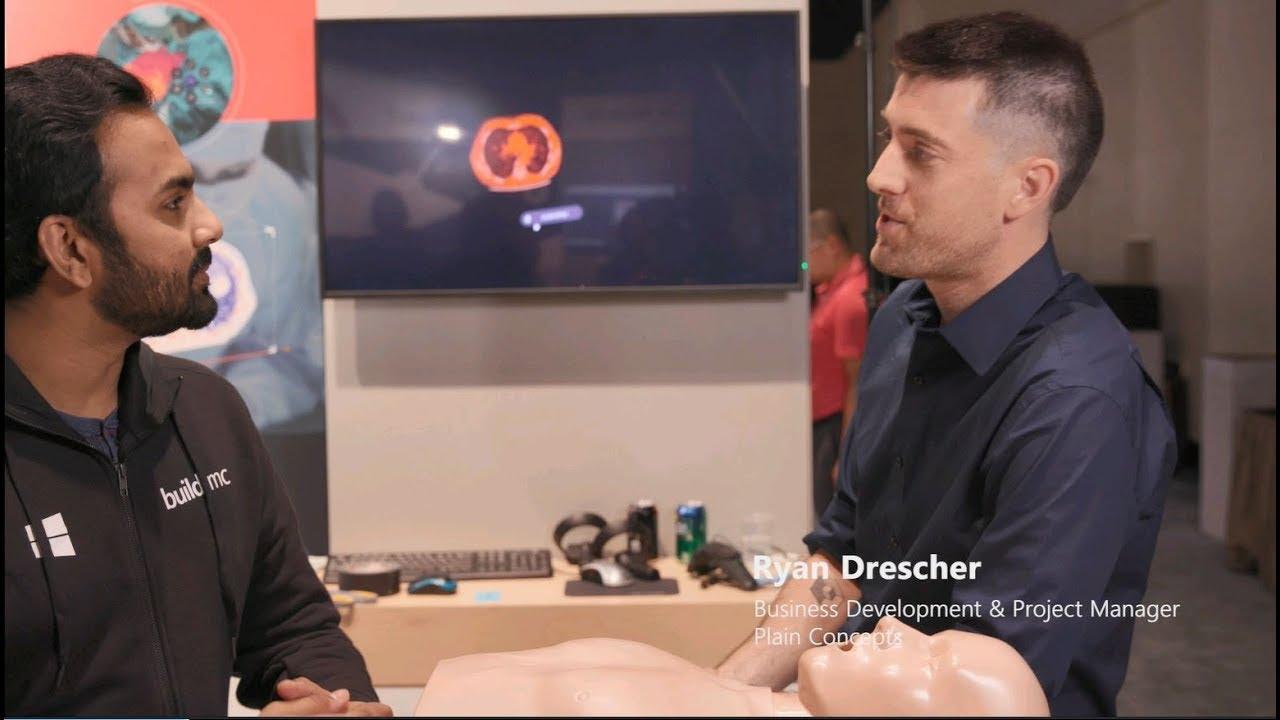 #BuildMC - Q&A with Ryan Drescher, Plain Concepts - Newbie Developer