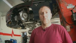 видео Замена двигателя Астон Мартин