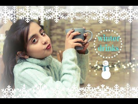 DIY:WINTER DRINKS.مشروبات ساخنه في فصل الشتاء |jwanlifestyle |جوان