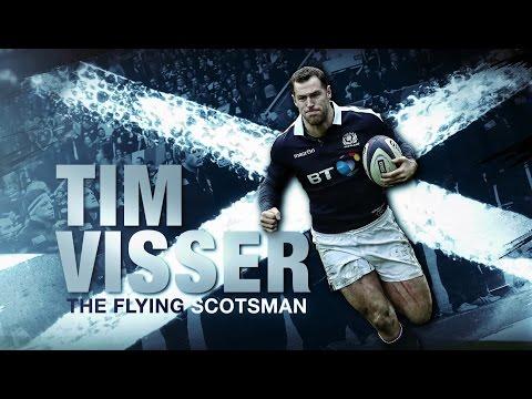 Tim Visser   The Flying Scotsman