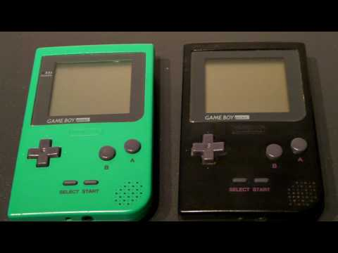 Game Boy Pocket Review
