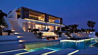 Spectacular Spanish Luxury Contemporary Modern Villa - Ibiza, Balearic Islands, Spain