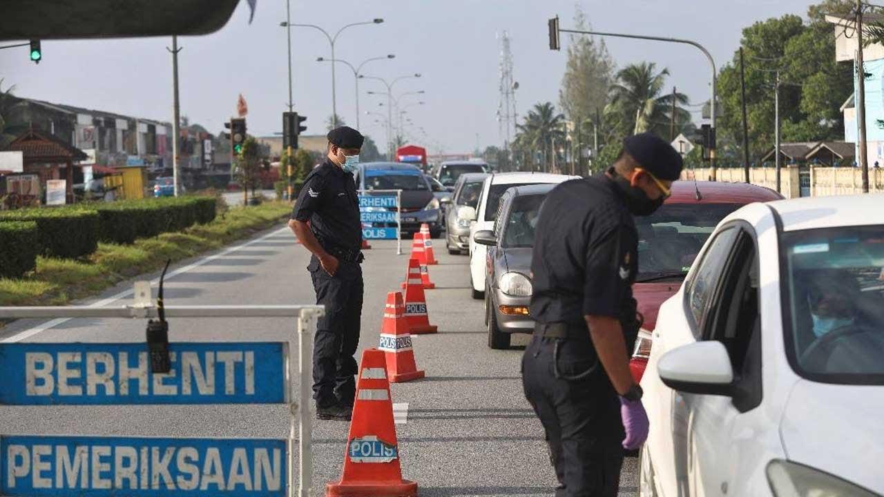 Langgar SOP : RM2.7 juta kompaun dikutip sepanjang PKP di Terengganu