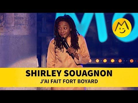 Shirley Souagnon - J'ai fait Fort Boyard
