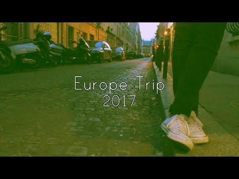 Europe Trip 2017