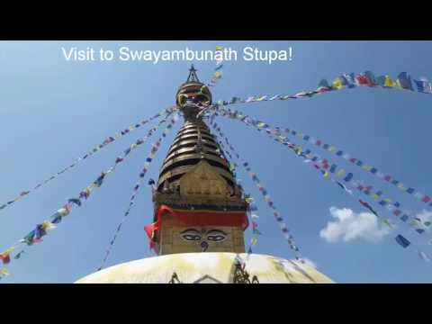 October 2017 Travel with us to Nepal and Bhutan!