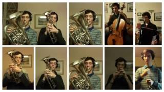 Fairytale of New York - Brass Cover - Adam & Matthew Waterson