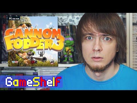 Cannon Fodder 3 - GameShelf #31