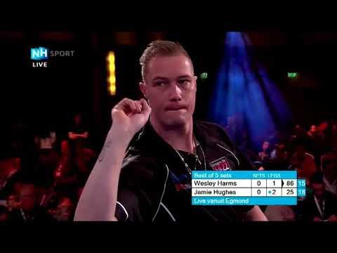 Finder Darts Masters 2017 - Quarter Final - Hughes vs Harms