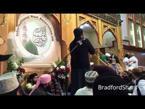 Manchester Mehfil 2015 - Dr Nisar Ahmed Marfani - Chamak Tujse - 12/12/2015