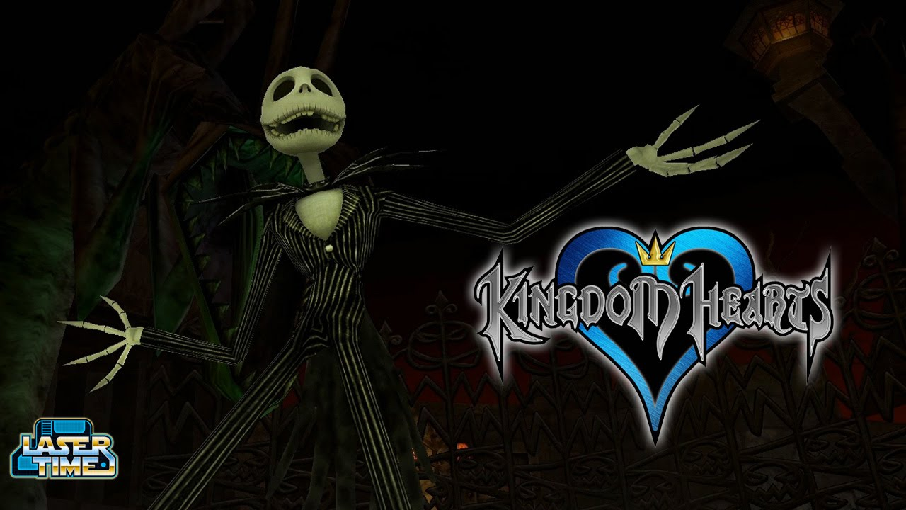 Kingdom Hearts - PART 15 - Nightmare Before Christmas - YouTube