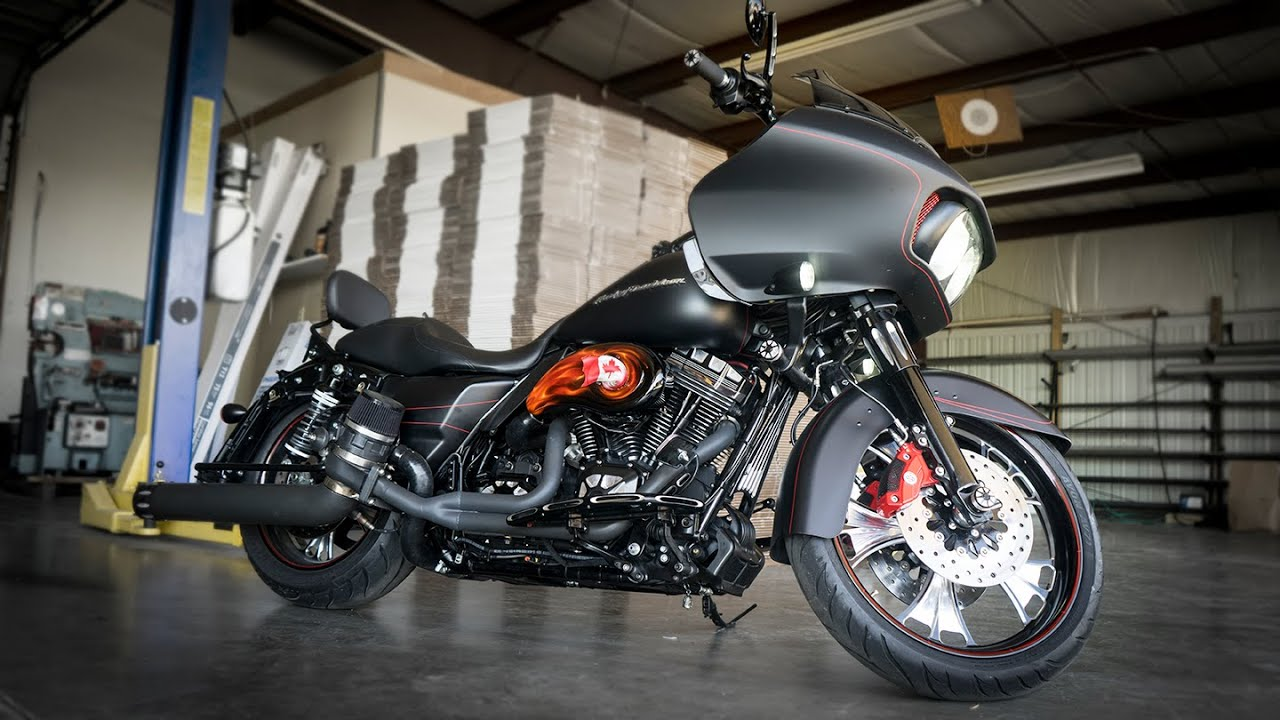 Harley Davidson Street Glide Turbo