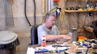 How To Build An Electric Guitar, Part 1, Efforts In Frugality - Episode 9.wmv