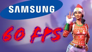 Comment augmenter ces fps fortnite Samsung fornite
