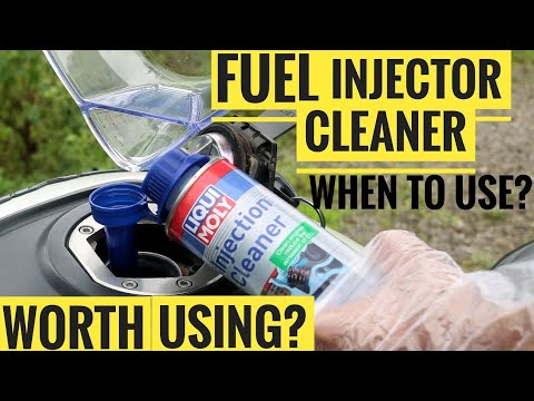 Liqui Moly Fuel System Cleaner Conditioner Superchea