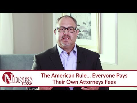 Who Pays The Attorney In My Car Crash Case? – CA Personal Injury Attorney Frank Nunes explains