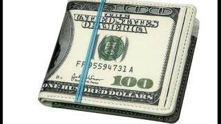 Кошелек Доллар. Обзор. Купить на wallet.wellix.ru(, 2014-09-01T21:20:26.000Z)
