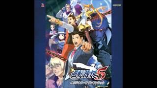 Dual Destinies OST: 1-36 Apollo Justice ~ I