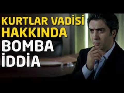 BOMBA İDDİA - KURTLAR VADİSİ ARTIK !