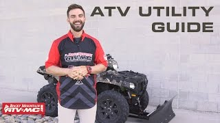 ATV Utility Buyers Guide | Rocky Mountain ATV/MC