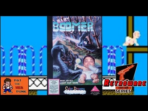 Baby Boomer - Pat the NES Punk (Nintendo review) - YouTube