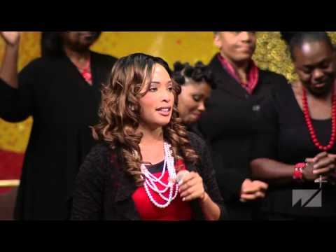 West Angeles COGIC Choir with Ayanna Bereal Praise Jehovah