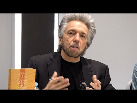 GREGG BRADEN IN SPAIN - Press Conference in Barcelona 2015