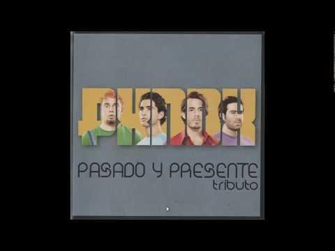Pxndx - Pasado y Presente TRIBUTO full CD