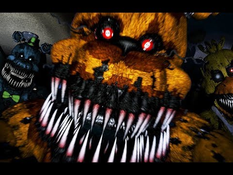 another fnaf game just came out and its free count me in