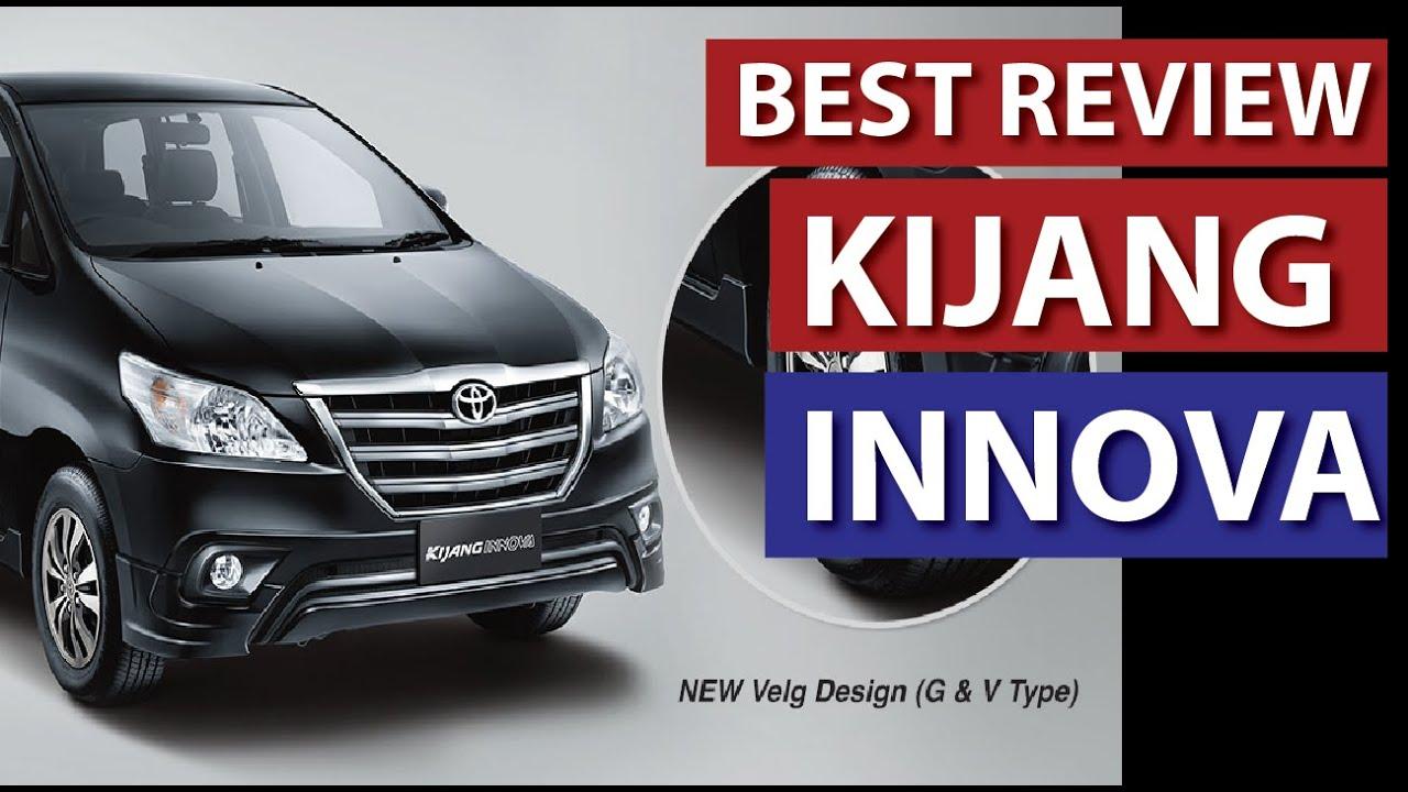 Review Dan Harga Jual Beli Mobil Toyota Kijang Innova Terbaru 2014