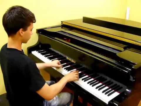 John Williams/Jarrod Radnich, Harry Potter - Hedwig's Theme - piano