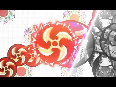 .io Games Mixed up insane Video w/Agar io , Gota io, Dual-Agar.