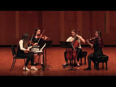 Mozart Quartet in Eb