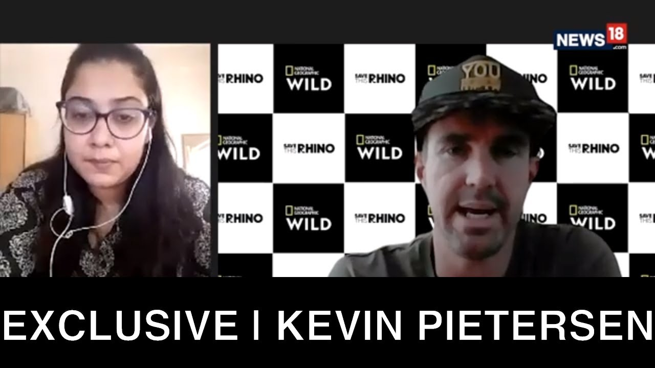 EXCLUSIVE | KEVIN PIETERSEN on Why The Endangered Species Need Saving