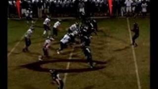 2010 QB #5 All State Darian Stone Clinton(TN) High School