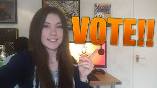 important vlog vote now