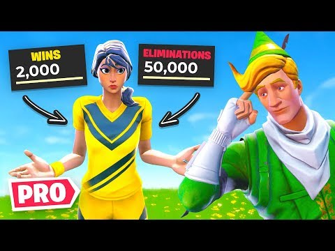 Exposing Players Stats in *PRO* Fortnite! (Champion League)