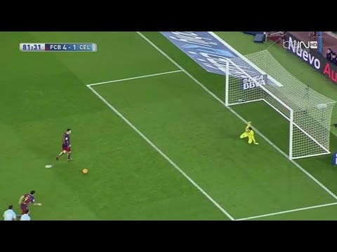 Lionel Messi Magical Performance vs Celta de Vigo ● 14/2/2016 | HD