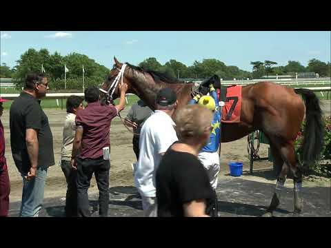 video thumbnail for MONMOUTH PARK 6-22-19 RACE 5