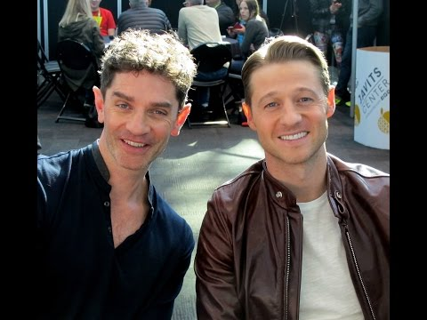 Ben McKenzie and James Frain Talk 'Gotham' Season 2 at NYCC
