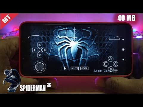 Install Spiderman 3 Game [40 MB] On Any Android Device Highly Compressed 2019!!!!