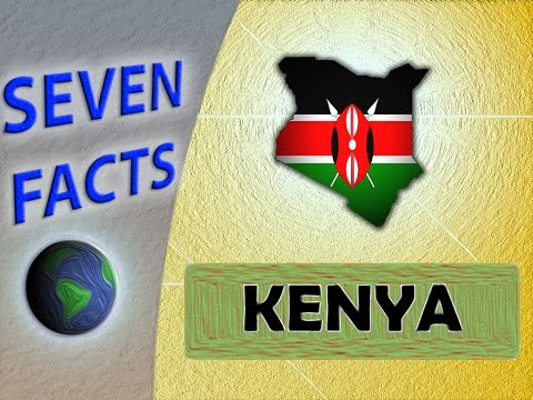 7 Facts about Kenya