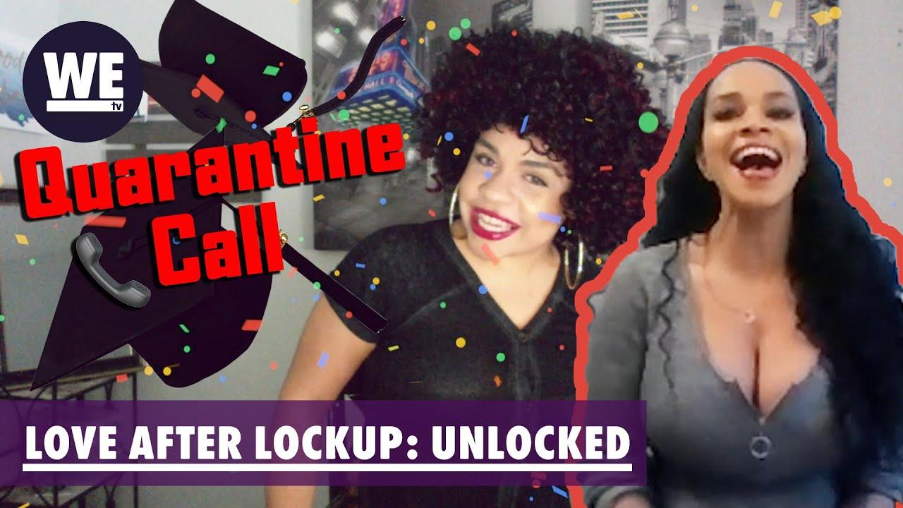 Lizzie Dishes on Prison Hacks, the Past & Life in Lockdown | Lockup Unlocked: Quarantine Calls