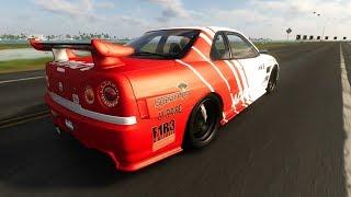 The Crew 2 | Nissan Skyline GT-R R34 STREET BUILD