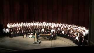 The Cuckoo - GMEA All-State 2015 Middle School Mixed Chorus