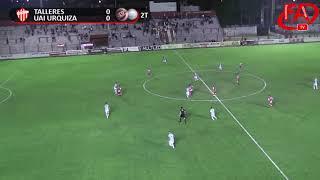 FATV 17/18 Fecha 21 - Talleres 1 - UAI Urquiza 0