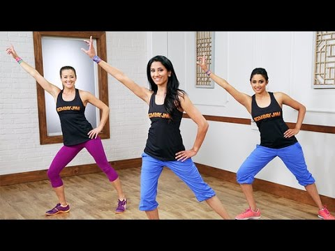 Bombay Jam Bollywood Dance Workout! Burn Calories...