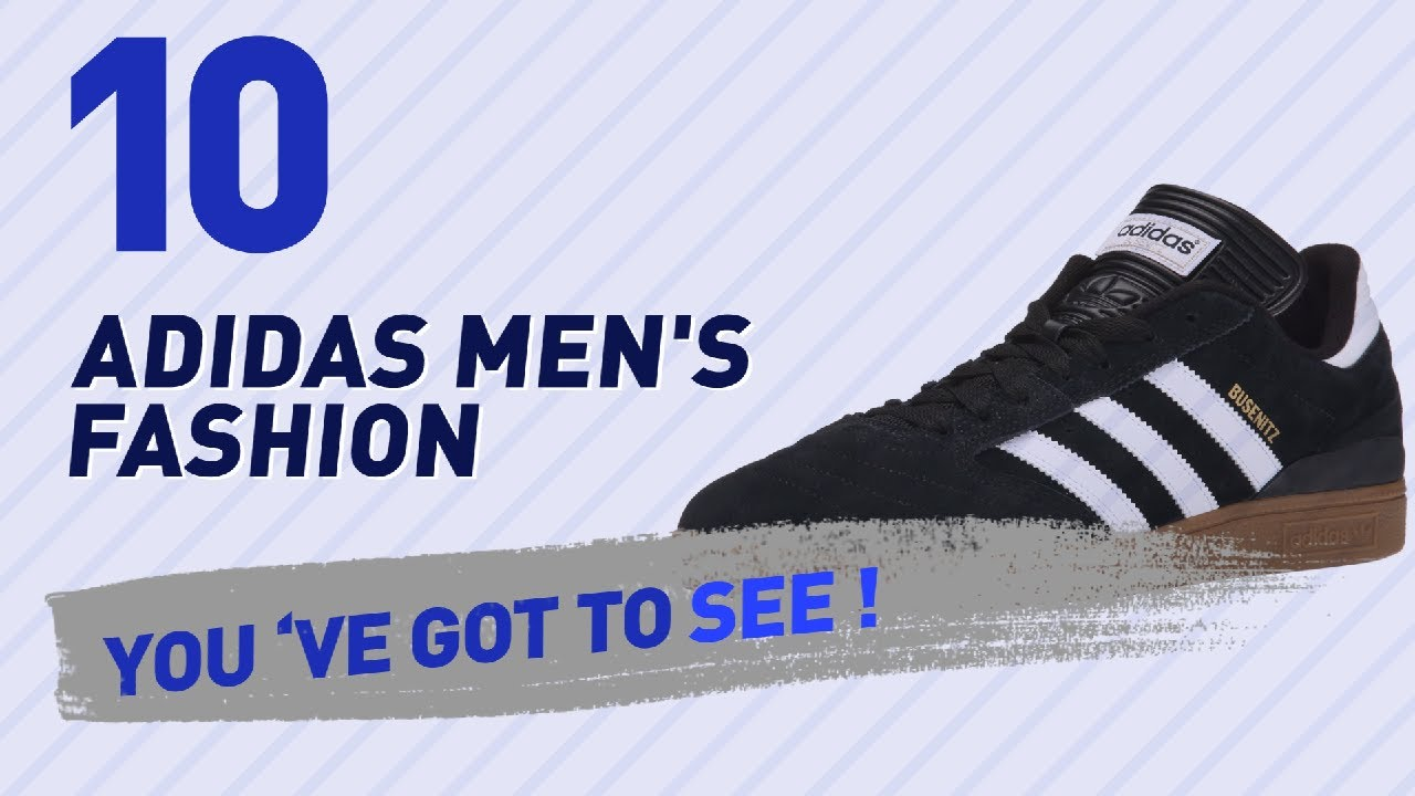 Adidas Busenitz For Men    New And Popular 2017 - YouTube 1f0a496ec